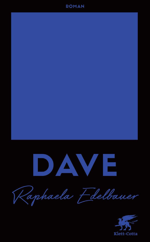 Buchcover: Ein blaues Quadrat