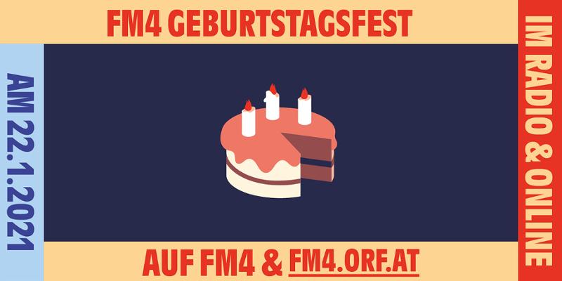 FM4 Geburtstagsfest 2021