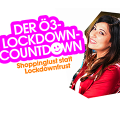 Der Ö3-Lockdown-Countdown