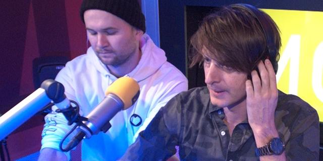Camo & Krooked im FM4 Studio
