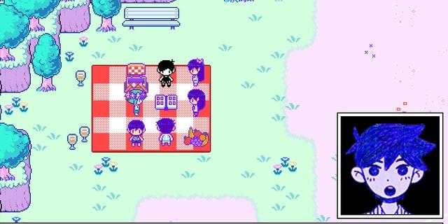 Screenshot aus der Fantasiewelt