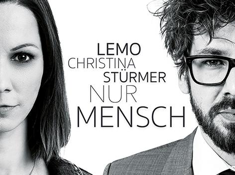 """Cover von """"Nur ein Mensch"""""""