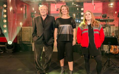 DENK mit KULTUR Klaus Maria Brandauer und Stefanie Sargnagel