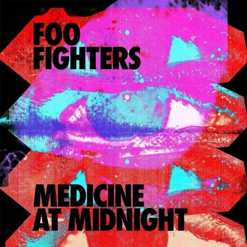 "Albumcover von Foo Fighters - ""Medicine at Midnight"""