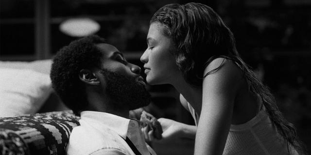 """Filmstills aus """"Malcolm & Marie"""""""