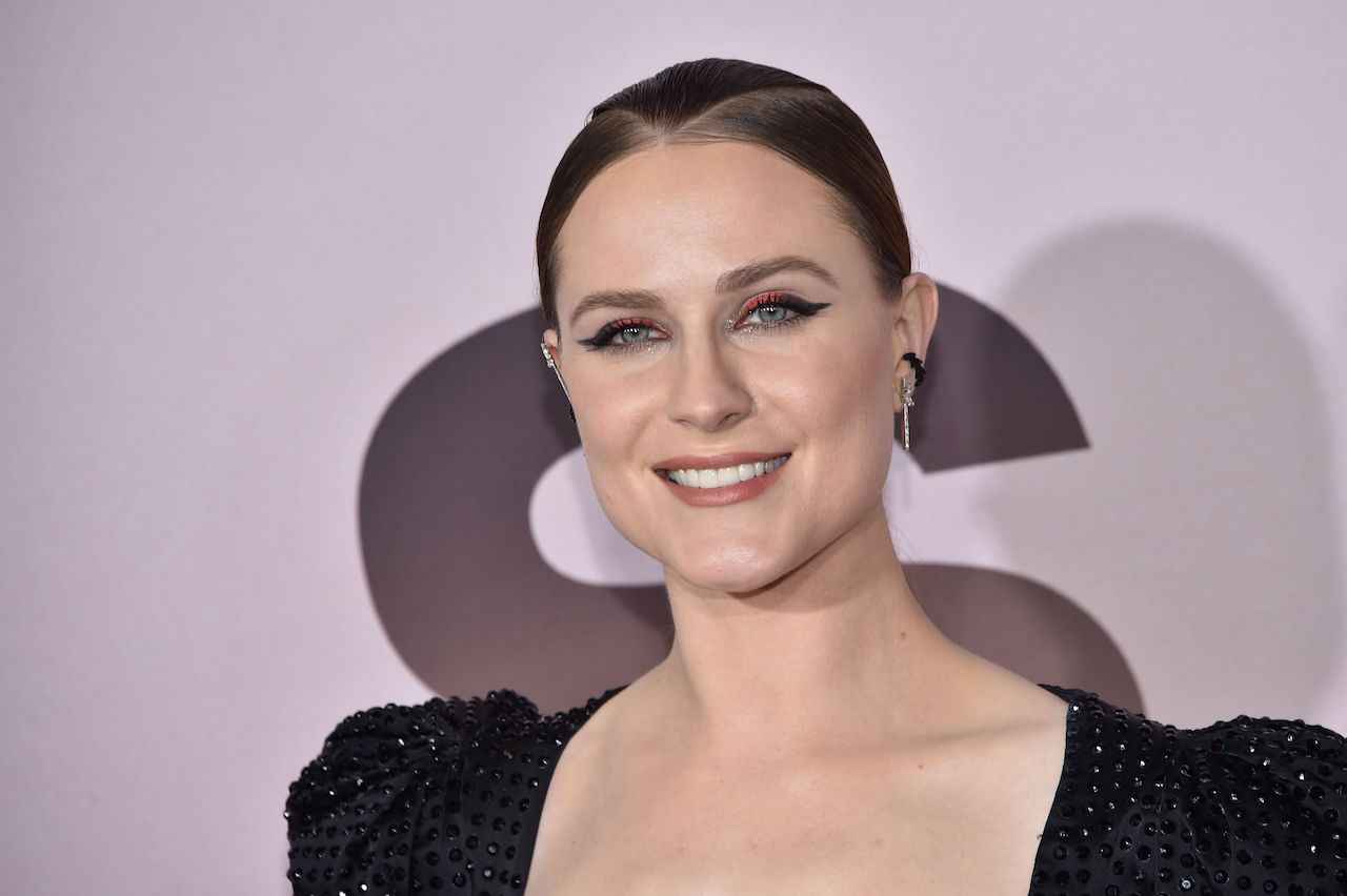 """Evan Rachel Wood at the Los Angeles season three premiere of the HBO series """"Westworld"""" at the TCL Chinese theatre in Hollywood on March 5, 2020"""