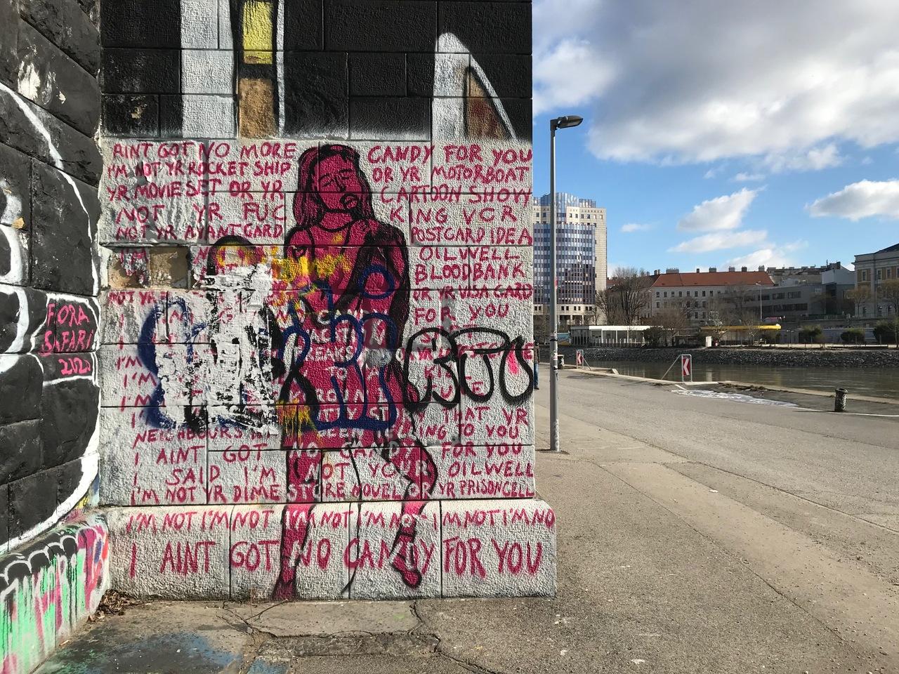 Doanukanal-Graffitis