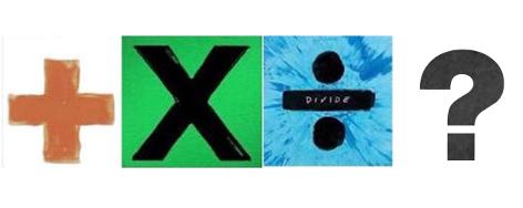 Ed Sheeran Alben