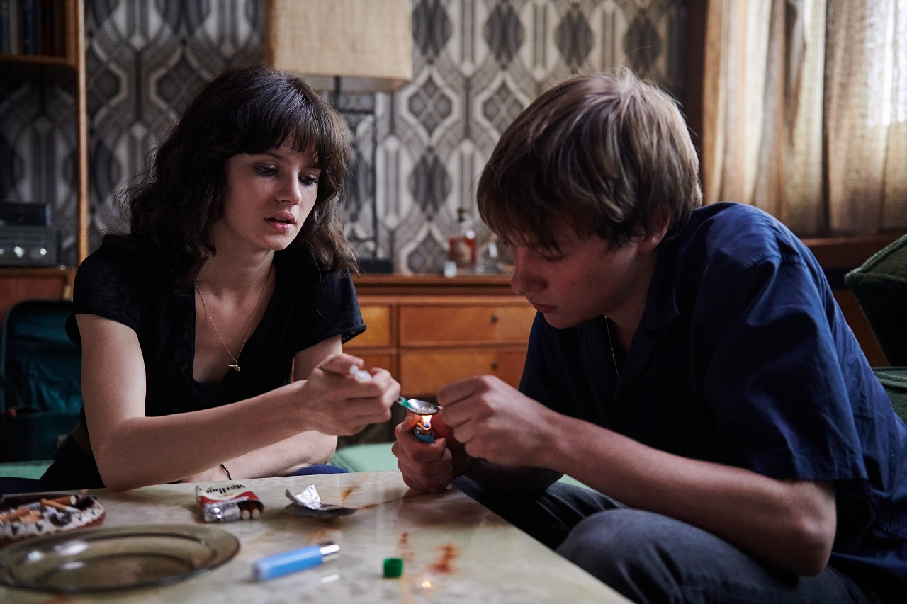 Still from the series