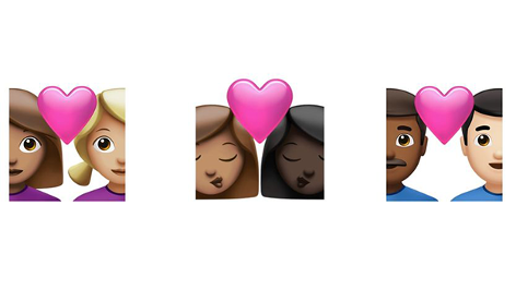 217 neue Emojis kommen heuer
