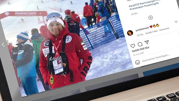 Ehemann verbietet Irans Nationaltrainerin Ausreise zu Ski-WM