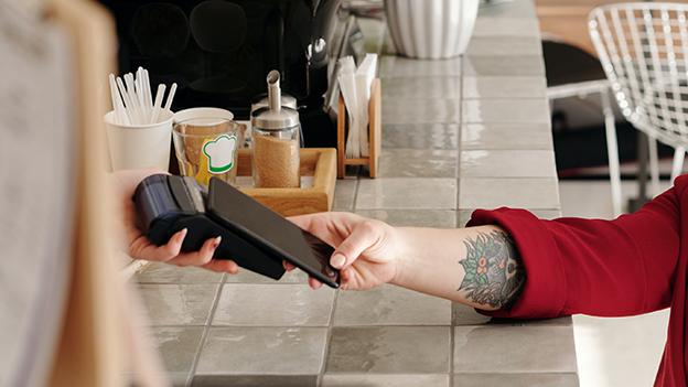 Bezahlen per Smartphone App