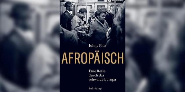 Buchumschlag Afropäisch