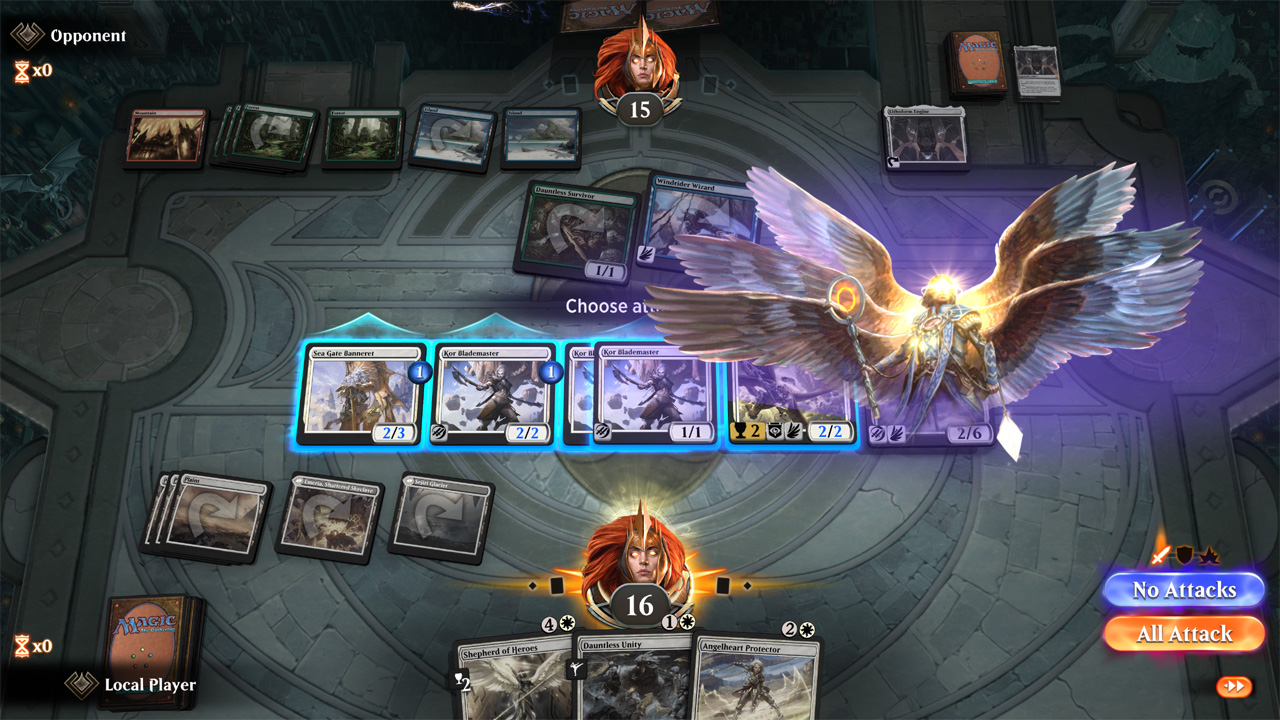 """Magic: The Gathering Arena"""