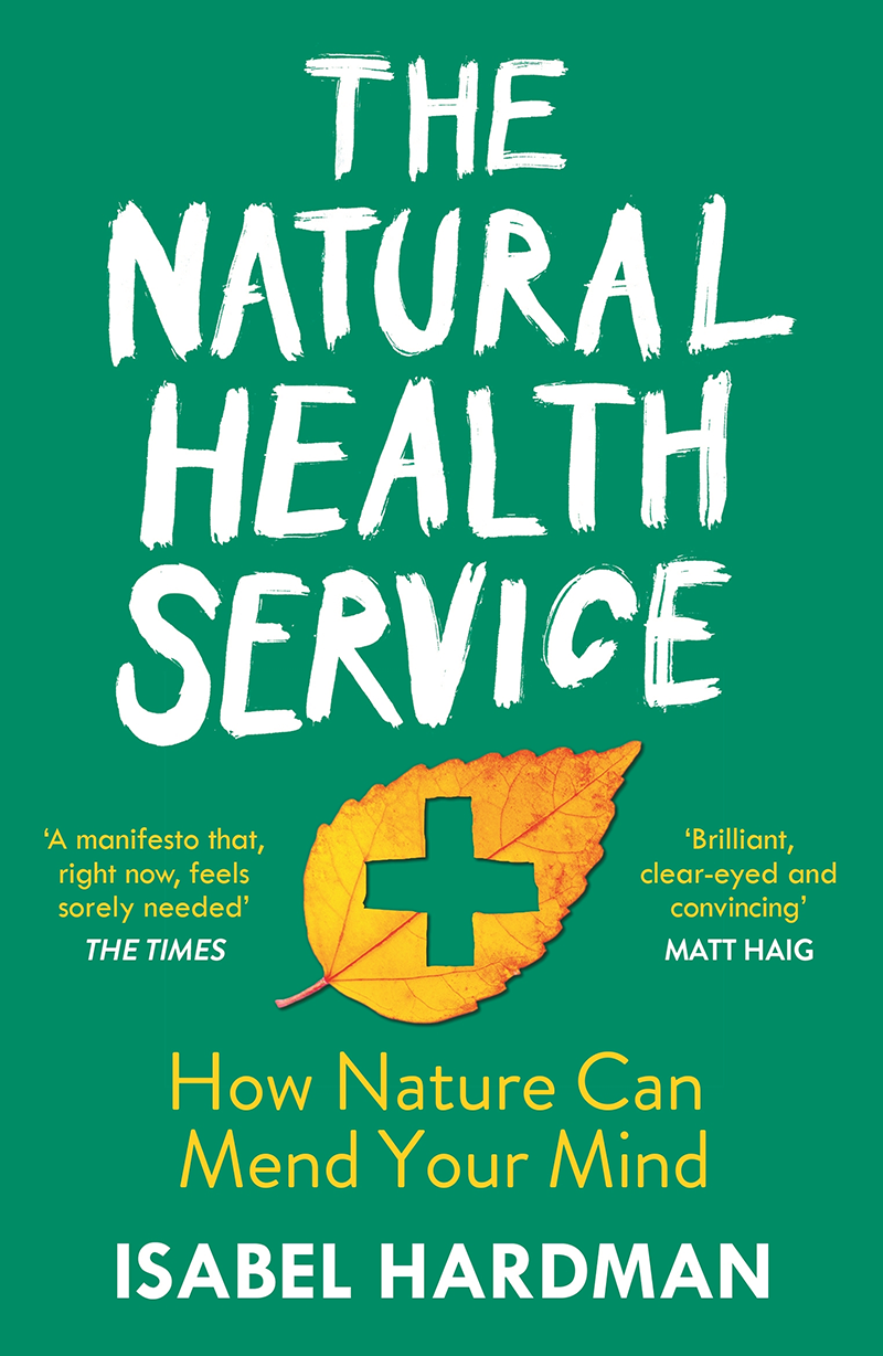 Cover of the book The Natural Health Service