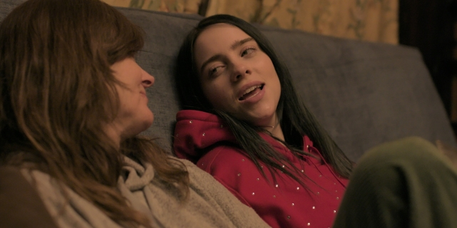 "Filmstill ""Billie Eilish: The World's A Little Blurry"""