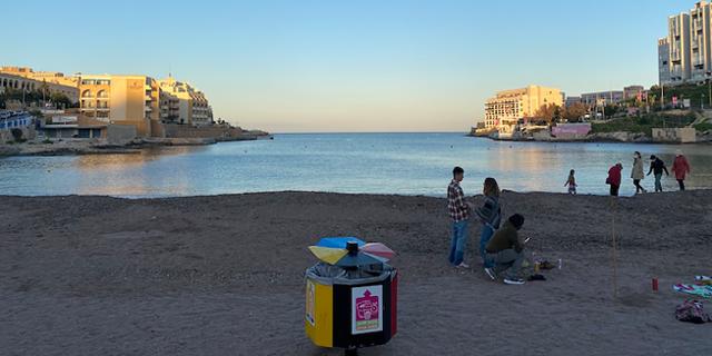 Strand Malta