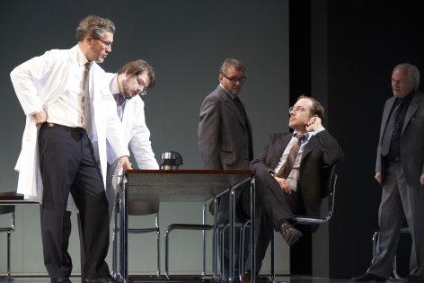 Wir spielen für Österreich Professor Bernhardi Originaltitel: Aus dem Theater in der Josefstadt Regie: Janusz Kica