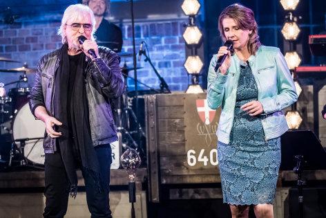 DENK mit KULTUR Reinhold Bilgeri und Caroline Athanasiadis