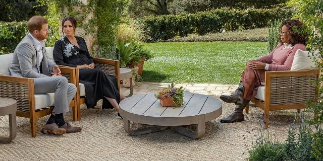 Das Interview im Garten