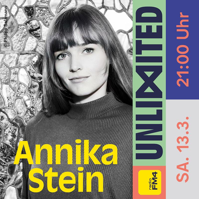 Annika Stein beim FM4 Unlimited - Tag der Clubs und DJs