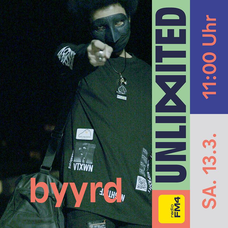 byyrd beim FM4 Unlimited Tag der DJs und Clubs