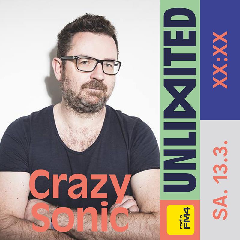 Crazy Sonic beim FM4 Unlimited - Tag der Clubs und DJs