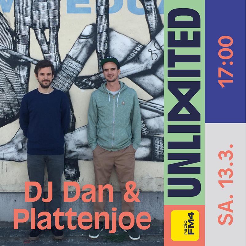 DJ Dan & Plattenjoe beim FM4 Unlimited - Tag der Clubs und DJs