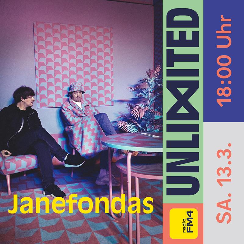 Janefondas beim FM4 Unlimited - Tag der Clubs und DJs