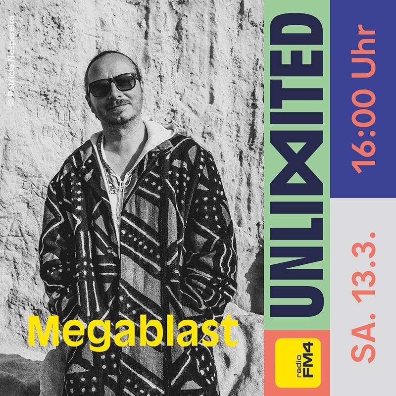 Megablast beim FM4 Unlimited - Tag der Clubs und DJs