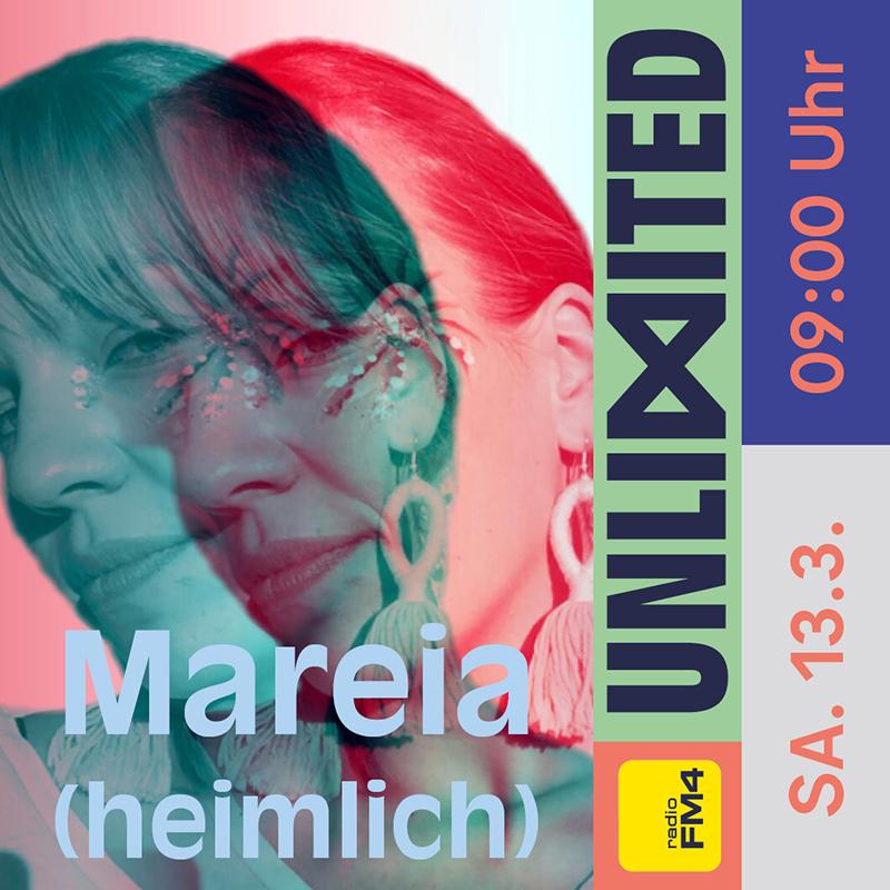 Mareia beim FM4 Unlimited Tag der DJs und Clubs