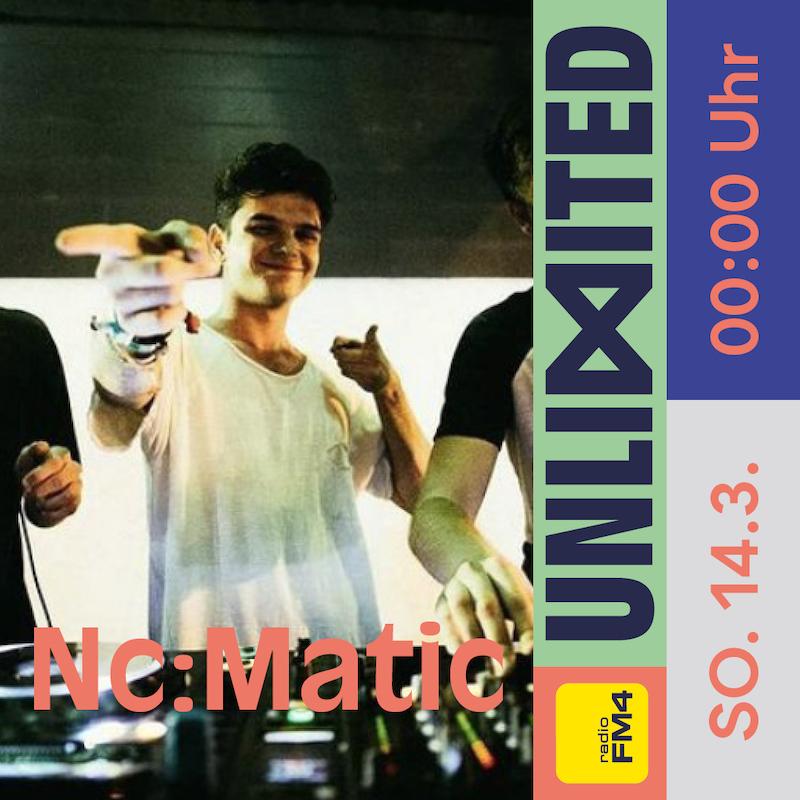 Nc:Matic beim FM4 Unlimited Tag der DJs und Clubs