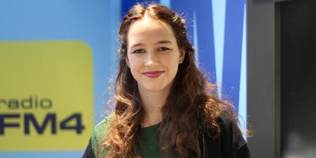 Lena Schilling bei FM4