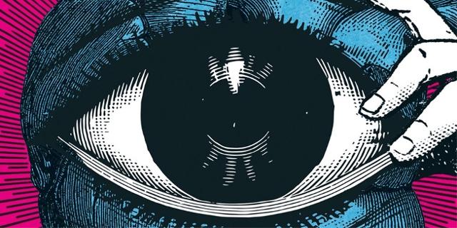 Grafik: Auge