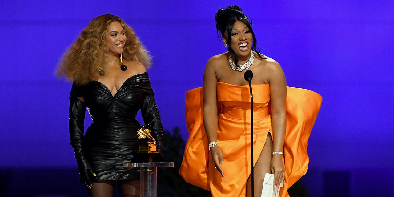 Grammys 2021: Jubel unter Kolleginnen - fm4.ORF.at
