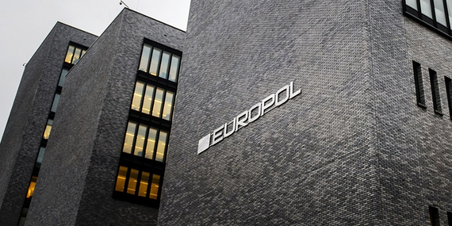 Europol Hauptquartier in Den Haag