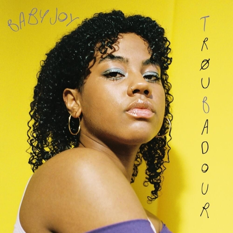 "Artwork ""Troubadour"" EP"