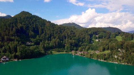 Bergleben rund um den Wolfgangsee