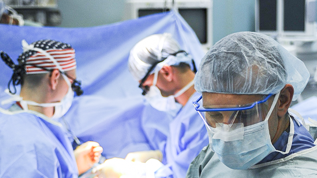 Krankenhaus Operation