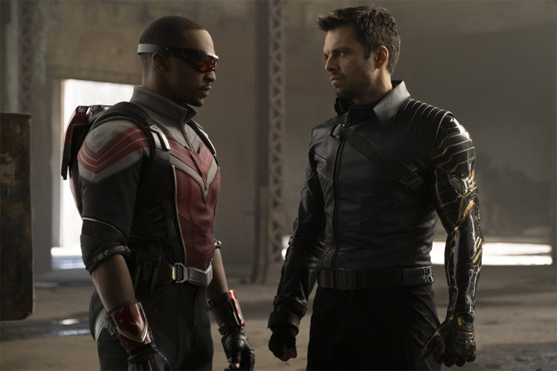 """Superhelden in """"The Falcon & The Winter Soldier"""""""