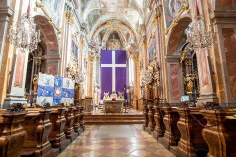 Gründonnerstags-Gottesdienst aus dem Dom in St. Pölten