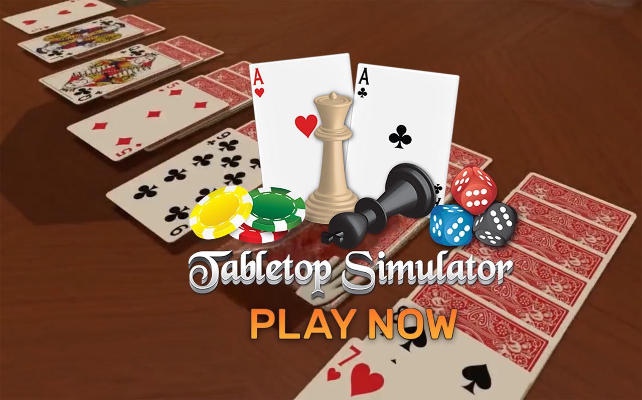 Screenshot von tabletopsimulator.com