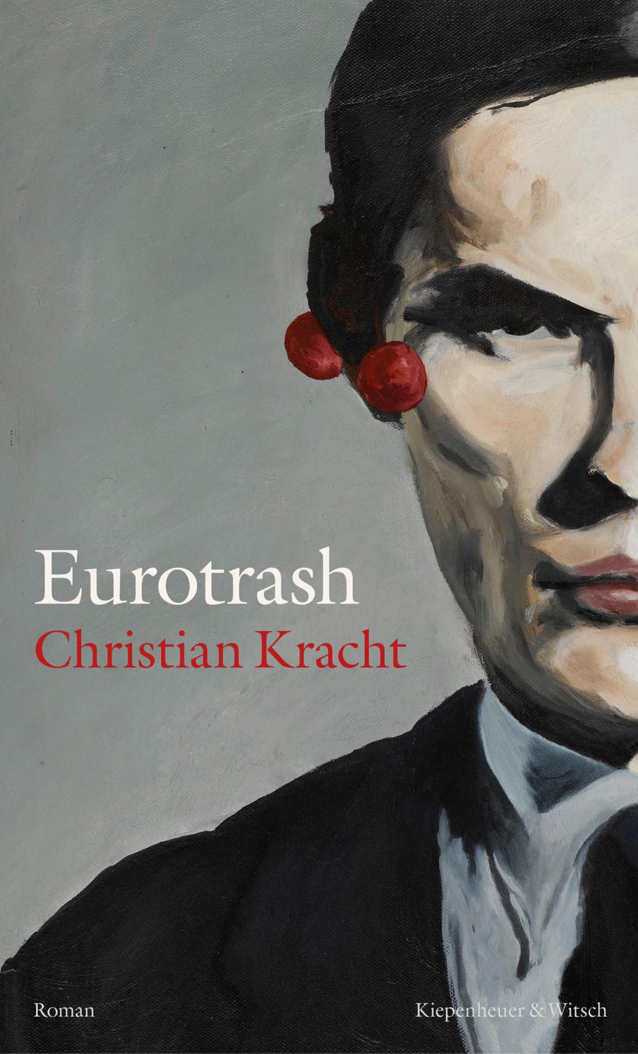 """Cover des Romans """"Eurotrash"""""""