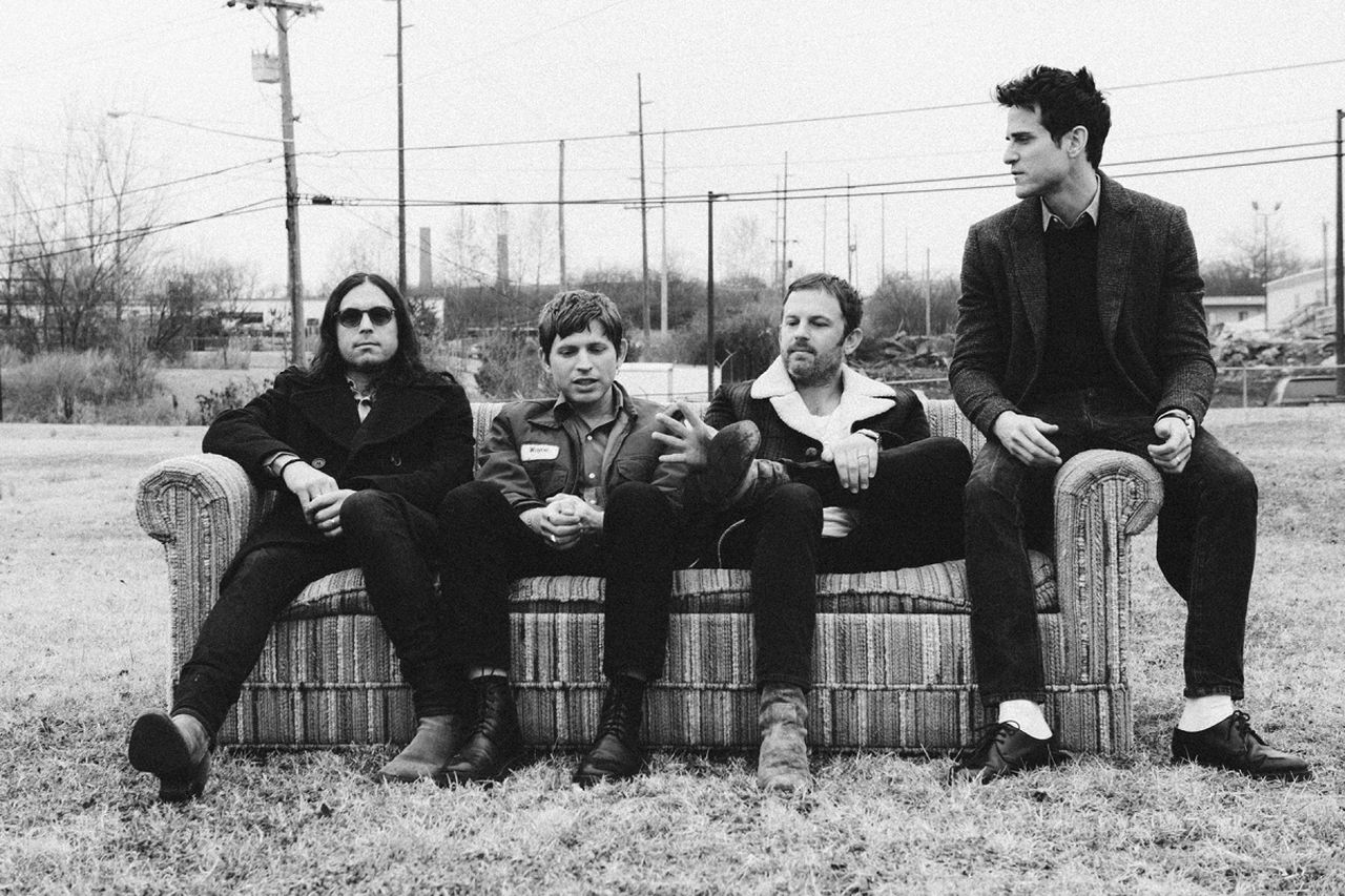 "Kings Of Leon neues Album ""When You See Yourself"""