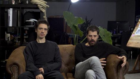 Pixel, Bytes & Film - Artist in Residence Samuel Traber: Make You Need Me