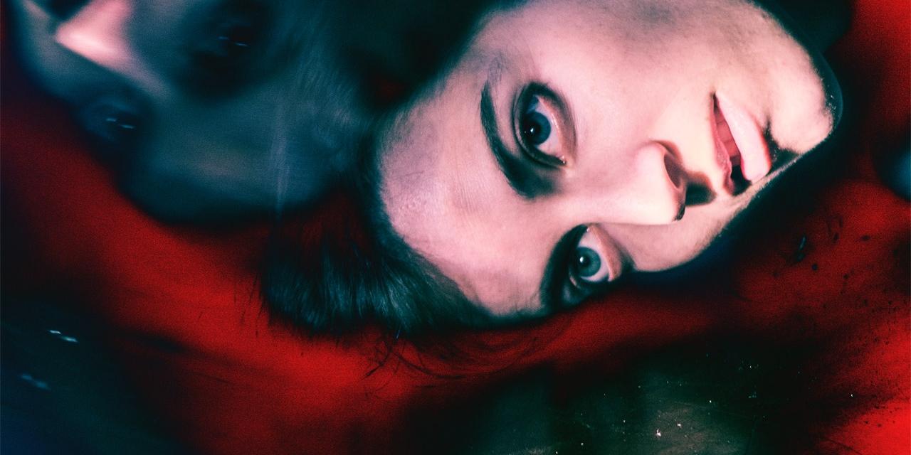Das Gesicht von Salami Rose Joe Louis in einer Sci-Fi-Montage