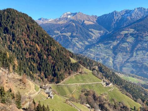 Vom Vinschgau bis ins Ahrntal - Leben in den Südtiroler Alpen