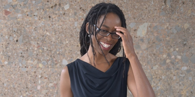 Sharon Dodua Otoo Portrait