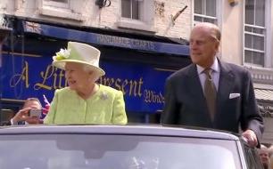 Die Queen & Co - Die Windsors bei der Arbeit