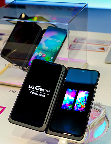 LG electronics Korea
